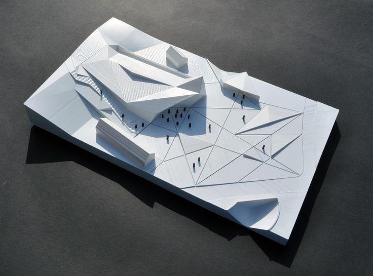 A Fiúk Építész Stúdió | A SZIKLA | Közösségi Ház