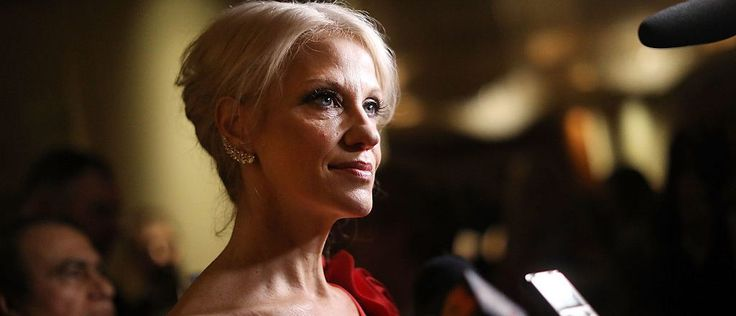 EXCLUSIVE: Kellyanne Conway Speaks Out After Congressman Said She Looked 'Familiar' On Her Knees