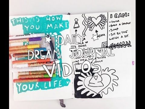 Journaling To Transform Doubt. Daily Dream Journal Video March 24