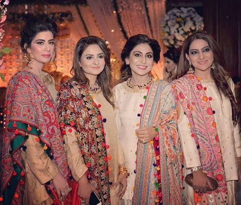 #Throwback to when these beautiful Gulzar Ladies wore IVY Formals at Anush…