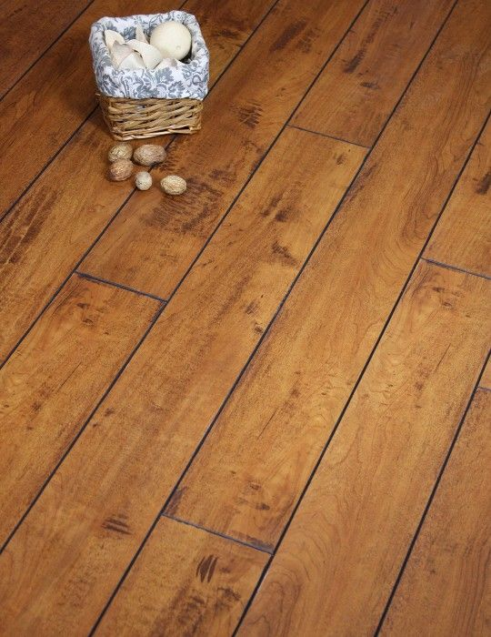 Sherlock Rochester Teak Laminate flooring from £8.49m²