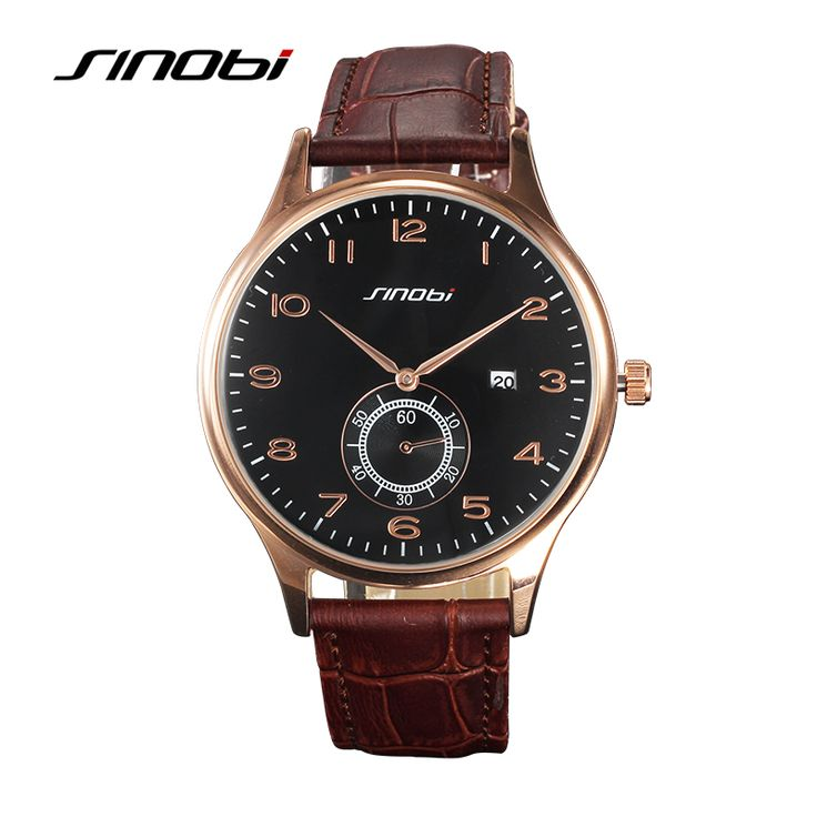 mens watches brand luxury sports watches leather strap quartz watch fashion male clock montre homme relojes hombre 2016