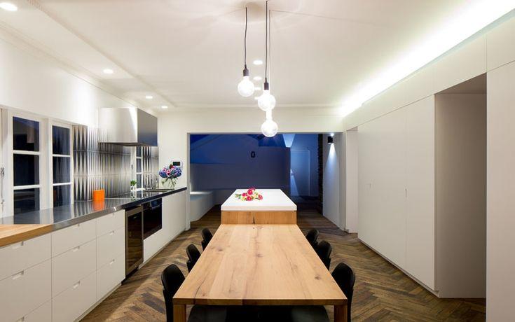 Bondi Apartment - Kitchens