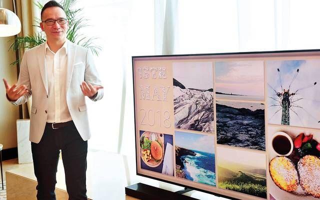 مميزات شاشة سامسونج سمارت 32 بوصة وعيوبها واسعارها بالتفصيل Samsung Smart Tv Samsung Smart Tv