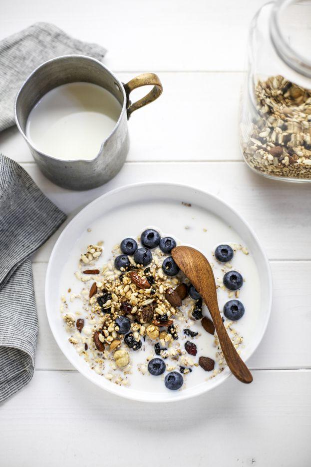 - VANIGLIA - storie di cucina: back to september: granola gluten free (per fare…