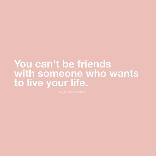 Can't stay friends with someone who is secretly jealous. It never works ✔️ • • • • #jealousy #lifequotes #truth #wisdom #friendshipquotes #hatersgonnahate #theirloss #timeforachange #newfriends #follow4follow #follow4follow @queenquotesofficial