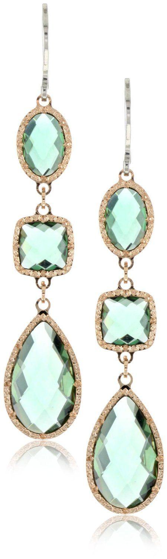 271 mejores im genes sobre joyas en pinterest oro blanco - Fotos de pendientes ...