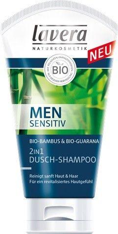 Sampon si gel de dus revitalizant pt barbati Lavera.Mixul de ingrediente organice asigura o curatare delicata a scalpului, a parului si a pielii, avand un efect revitalizant.