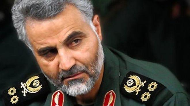 6 March 15 Iran's Rising Star Major-General Qasem Soleimani