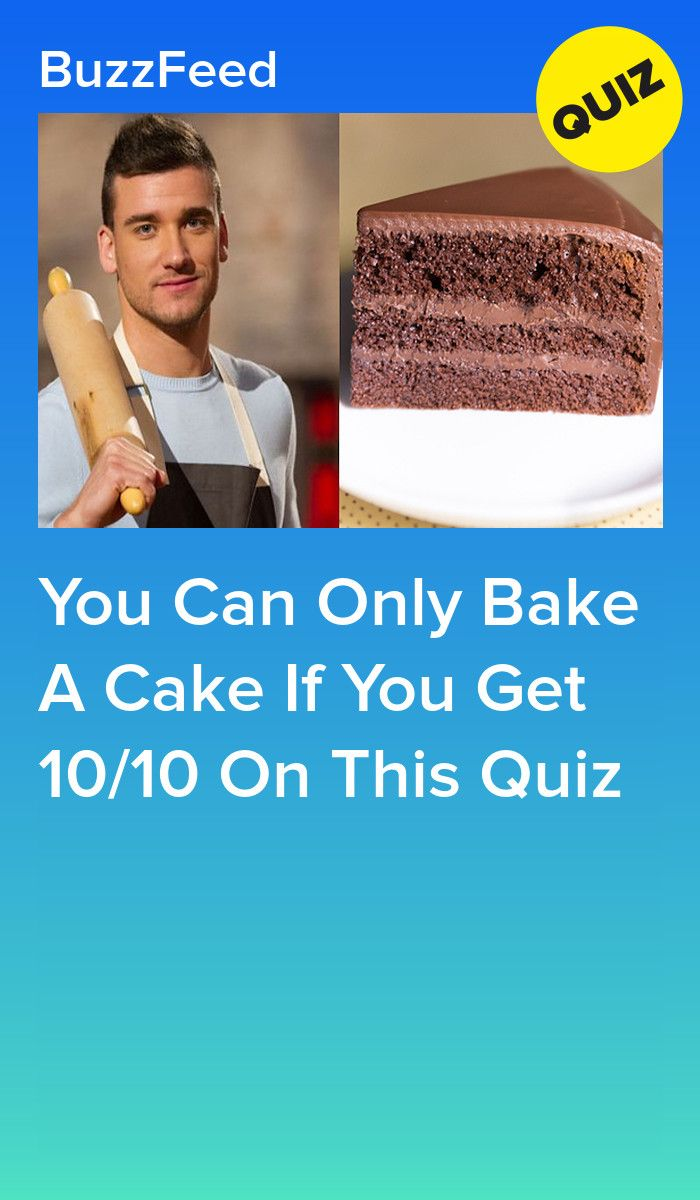 Can You Bake A Simple Chocolate Cake Without Messing Up