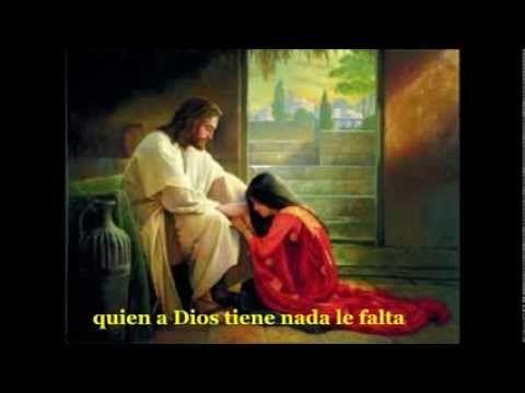 santa Teresa de Jesús, Nada te turbe (canción) -