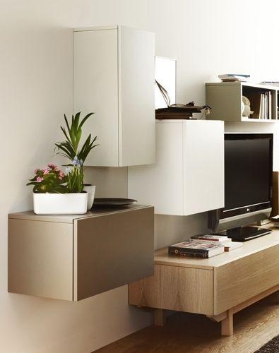 Flotation device, cabinets, interior design