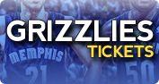 Memphis Grizzlies Tickets