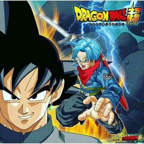 Evil Goku saga dbs