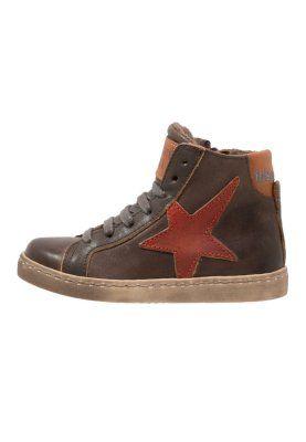Bisgaard Sneakers hoog - brown - Zalando.nl