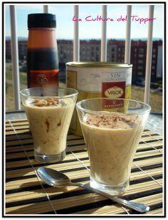 La Cultura del Tupper: Arroz con leche, café y Baileys