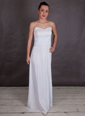 6999 robe blanche femme pour mariage trs jolie robe blanche longue pour - Recherche Femme Pour Mariage