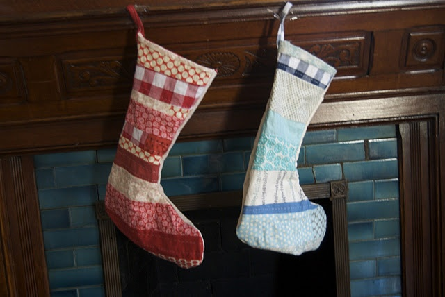 Finished our Christmas stockings yesterdayChristmas Stockings, Stockings Yesterday