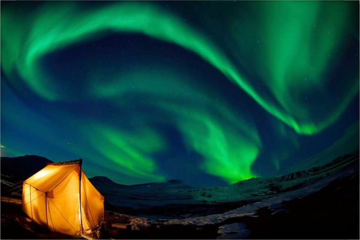 Are you an Aurora Hunter? Read more to find out where to see such a heavenly sight.