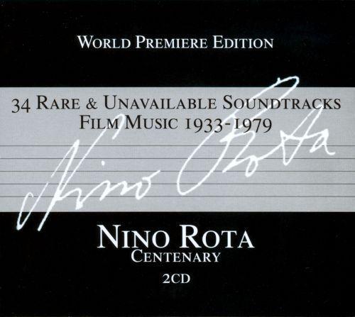 Nino Rota Centenary: Film Music, 1933-1979 [CD]