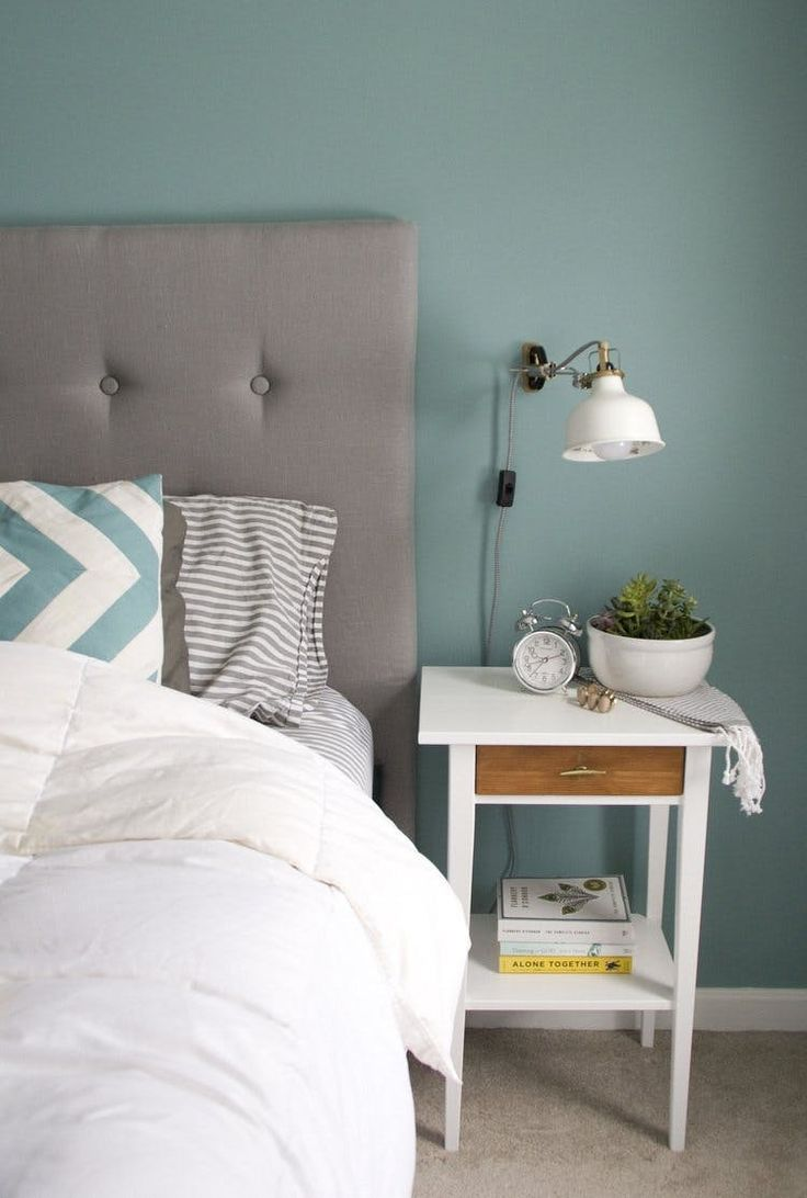 Before & After: IKEA Hemnes Nightstand Gets an Inventive Upgrade | Apartment Therapy