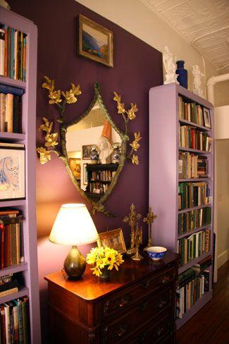 107 besten Tapeten\/streichen \/wandfarbe Bilder auf Pinterest - schlafzimmer lila streichen
