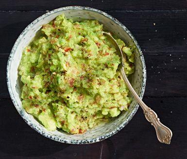 Grillad guacamole - ICA recept