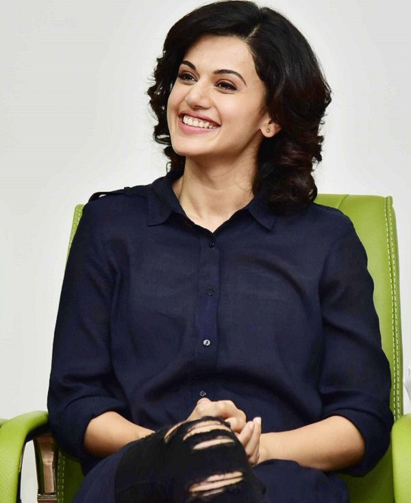 Taapsee Pannu: You can't keep blaming nepotism for not getting work #FansnStars