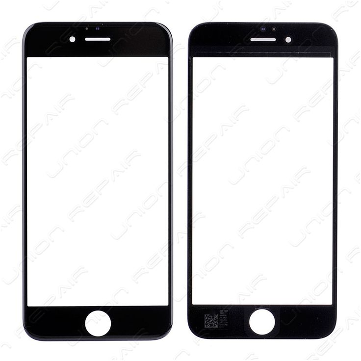 Replacement for iPhone 6S Front Glass - Black    Specifications:  Color: Black  Screen Size: 4.7 inches  Material: Glass  Compatibility: iPhone 6S    Features:      This item include the iPhone 6S glass...