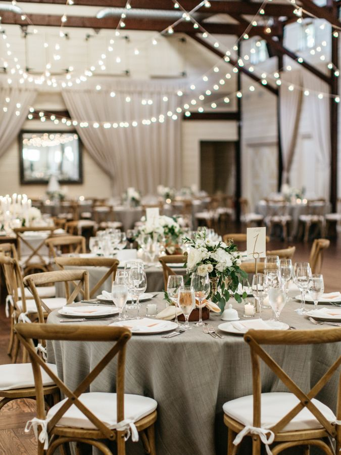 Rustic Romantic Wedding Decor