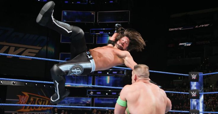 AJ Styles: 'Cena is the most selfless guy I've been in the ring with' - Cageside Seats      AJ Styles calls John Cena The GOAT and explains why the two have such good chemistry together in a new interview. https://www.cagesideseats.com/wwe/2018/3/8/17096382/aj-styles-john-cena-is-most-selfless-guy-ive-ever-been-in-ring-with-wwe?utm_campaign=crowdfire&utm_content=crowdfire&utm_medium=social&utm_source=pinterest