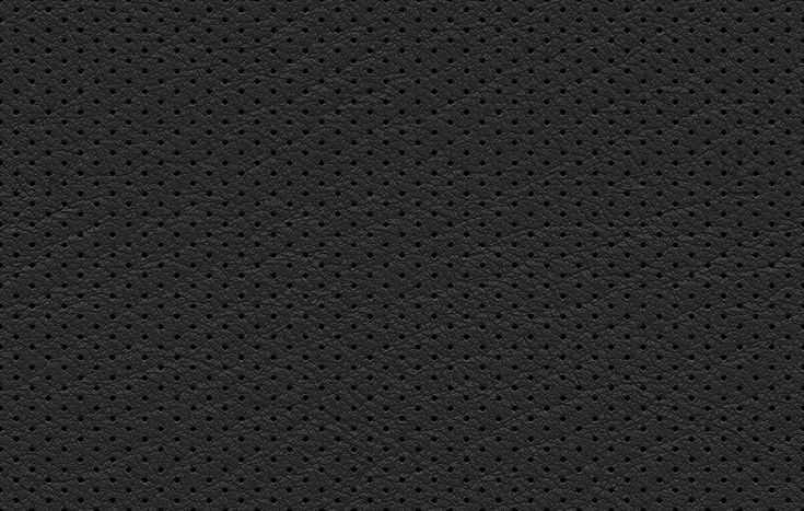 Wildtextures Perforated Leather Black Seamless Texture