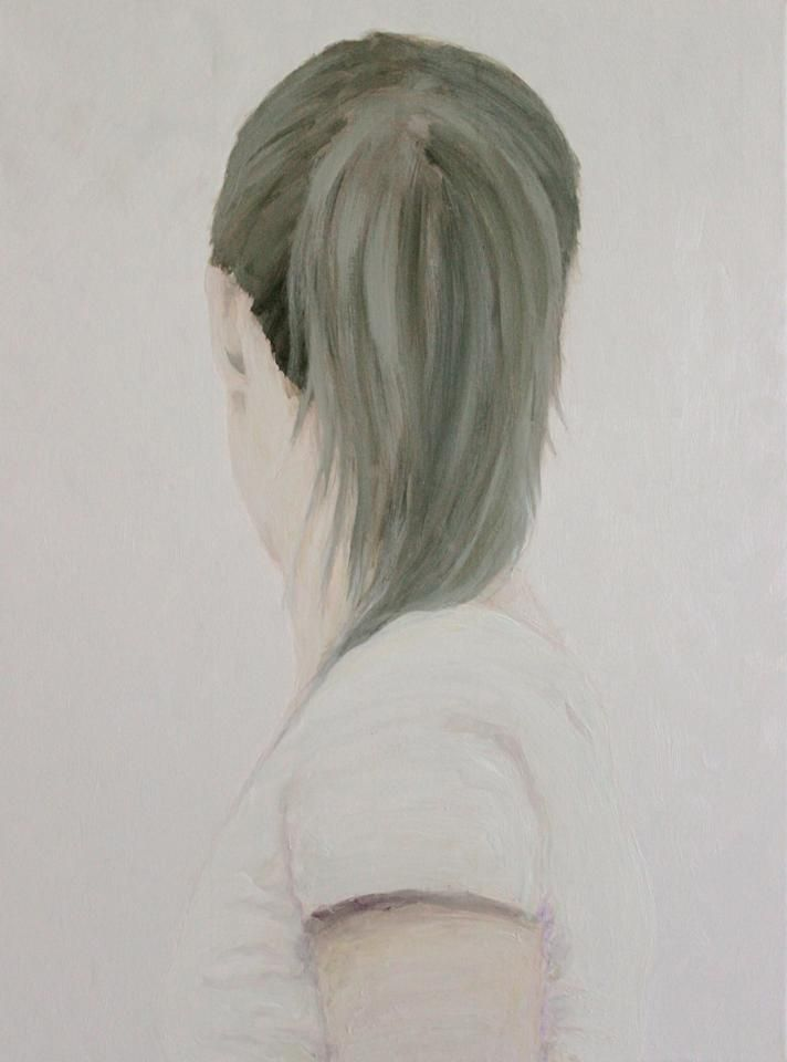 """Ane"" Oil on canvas, Per Adolfsen 2015."