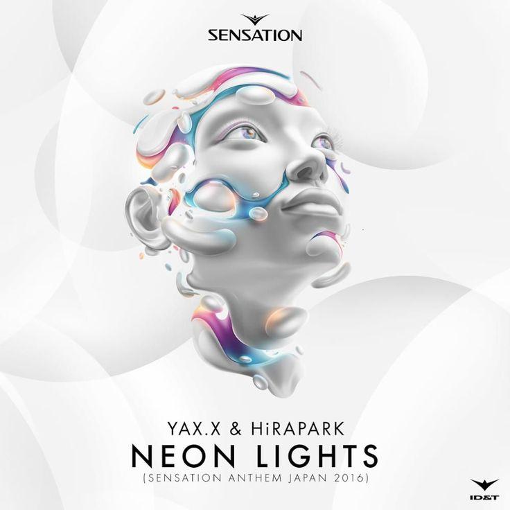 Sensation Japan – Neon Lights – I Love Club Music
