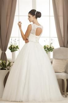 Wedding Dress - CAPRI TYŁ - Relevance Bridal