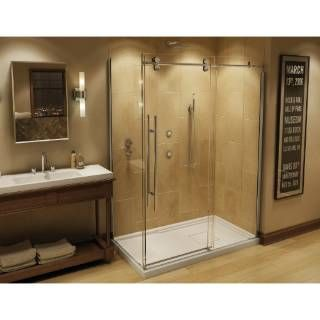 What Are The Elements Of A Great Shower? One Of Them Is A Spacious Shower  Enclosure. Walk In Showers With Multiple Showerheads Add A Sense Of Spa  Luxury To ...