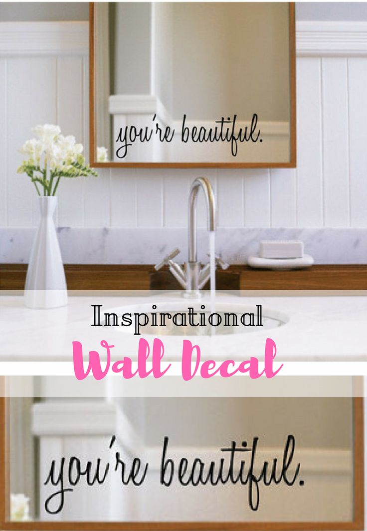 Best 25 Bathroom Wall Decals Ideas On Pinterest Wall