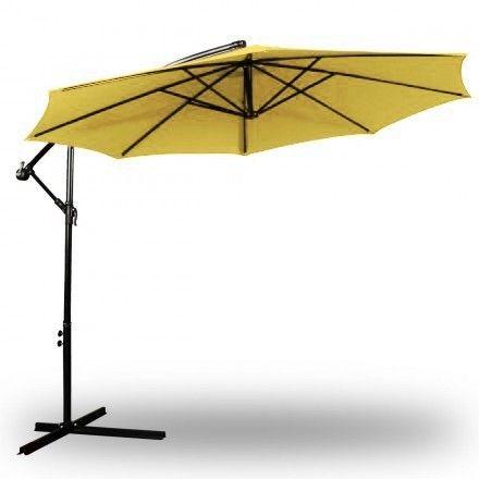 Buy A Yellow Cantilever Umbrella U0026 Large Patio Umbrellas @  PatioSunUmbrellas.com, Order Now