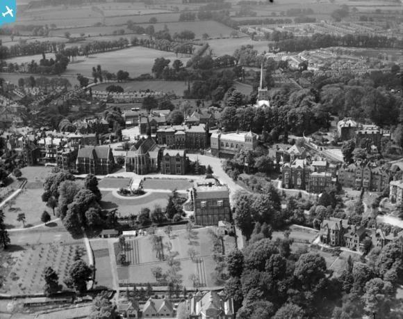 Harrow School, Harrow on the Hill, 1921