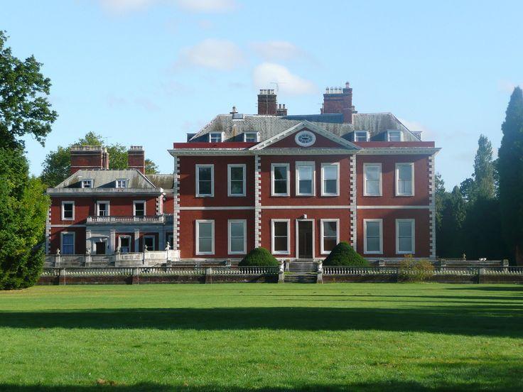 Photos of England - Fawley Court, Buckinghamshire