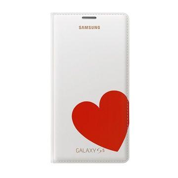 Moschino lærveske til Galaxy S5