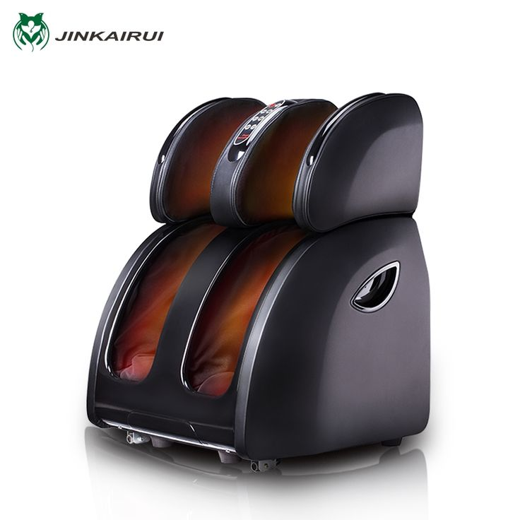 (382.50$)  Watch more here  - JinKaiRui Electric Vibrating Foot Massager Infrared Heating Knee Leg Calf Thigh Massage Device Air Pressure Massagem Pain Relief