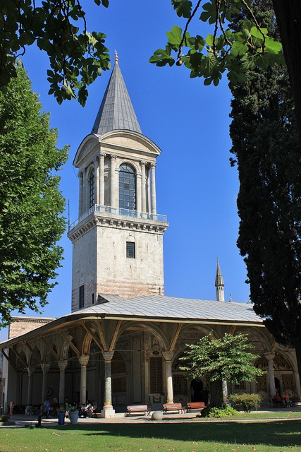 Istanbul: Topkapı (Tower of Justice) | Flickr - Photo Sharing!