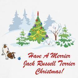 images of christmas jack russells | Jack Christmas | Jack Russells