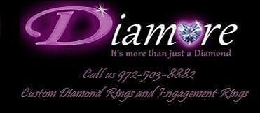 Diamonds, Diamonds, and More Diamonds in Dallas, Texas.  Custom diamond rings in Dallas, Texas.  Wholesale diamond rings and loose diamonds.  http://www.diamorediamonds.com/