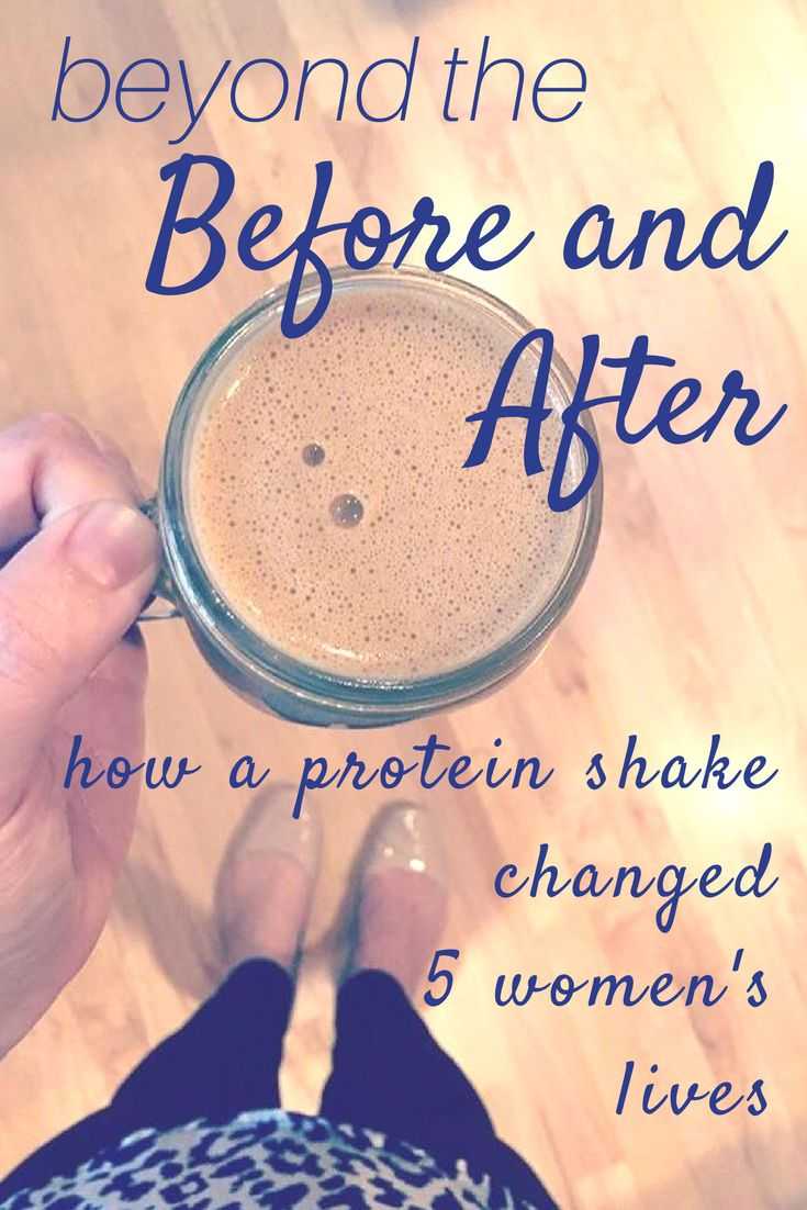 Beyond the Before and After: How a Protein Shake Changed 5 Women's Lives | 5 women share about motherhood, anxiety, comparison, guilt and exhaustion and how good nutrition helped them to let it go.
