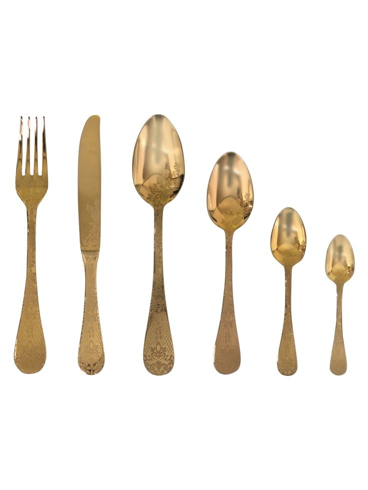 Casablanca Special Cutlery Set (36 PC) by Mepra at Gilt