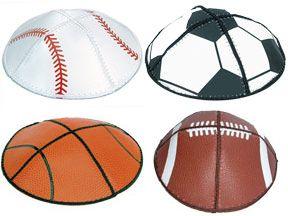 Kippot Sports Baseball - mazelmoments.com