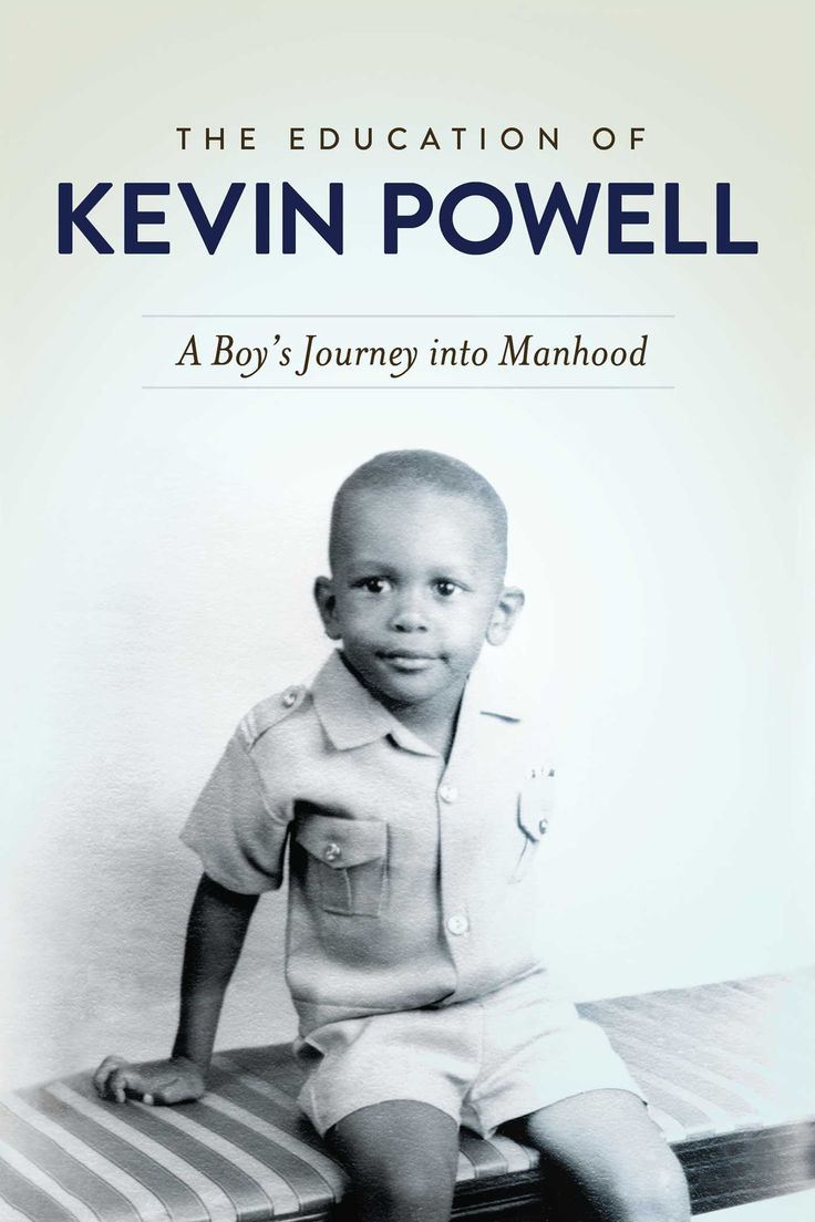 The Education of Kevin Powell: A Boy's Journey into Manhood by Kevin Powell