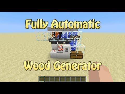 Minecraft Tutorial - Fully Automatic Iron Golem Farm - YouTube